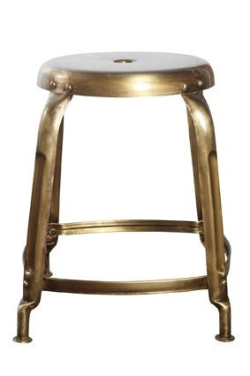 Define Stool Golden by House Doctor at White Punch UK