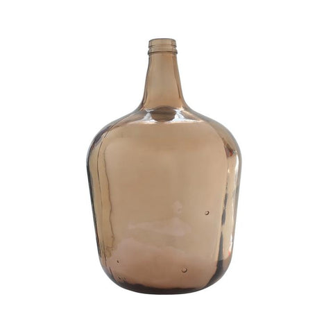 Copper Glass Bottle from HK Living 10 Litre