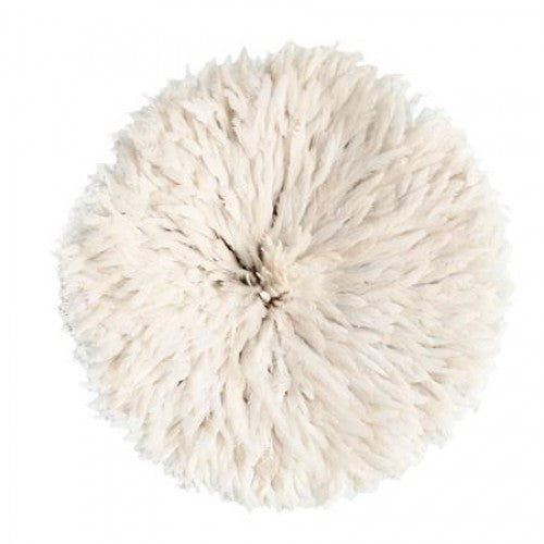 White juju hat UK white punch