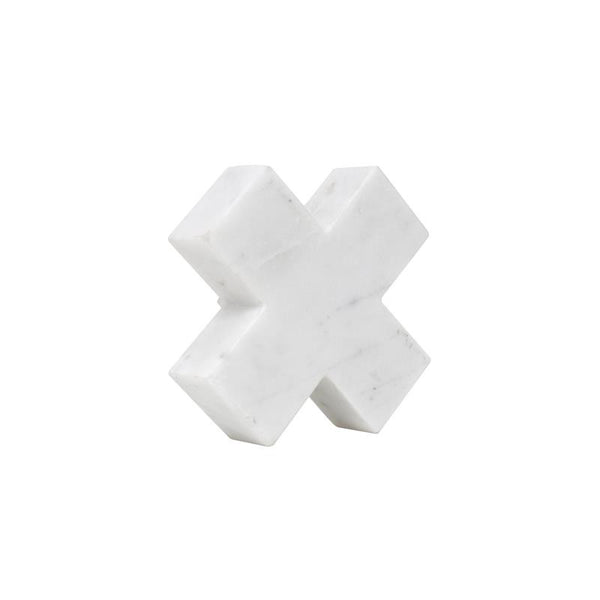 Marble Cross Hooks HK Living