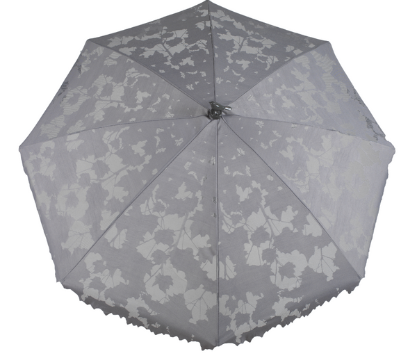 White Shadylace Garden Parasol