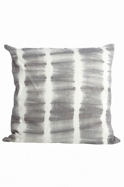 Grey and white tie dye pillowcase from White Punch