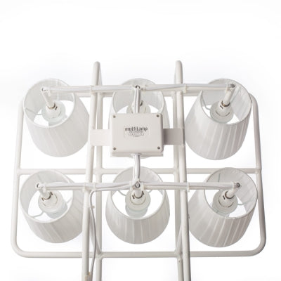 SELETTI Dimmable Multilamp WHITE