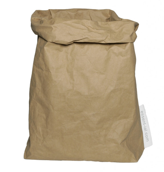Washable storage paper bag from White Punch