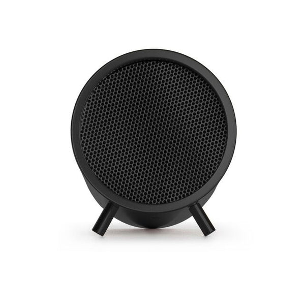 Black Tube Audio Bluetooth Speaker Leff Amsterdam