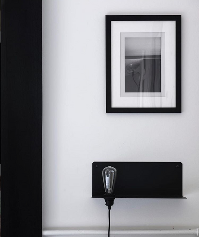 Frama Copenhagen 90° Black Wall Light