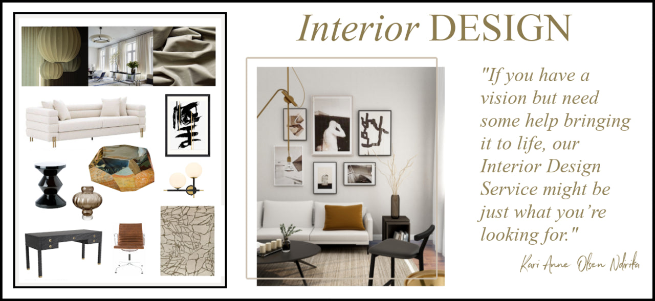 Interior Design White Punch Pinner