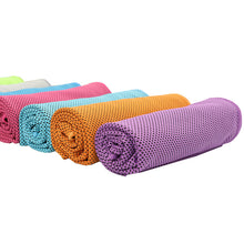 Cool Towel Exercise Fitness Fast Dry Ice Cool Towel Heatstroke Prevention and Cooling Artifact Cool Towel Customization