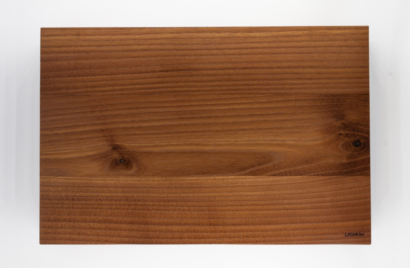 LIGNUM Cutting BOARD robinia wood kitchen
