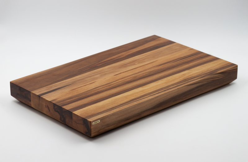 LIGNUM Cutting BOARD satin walnut wood kitchen