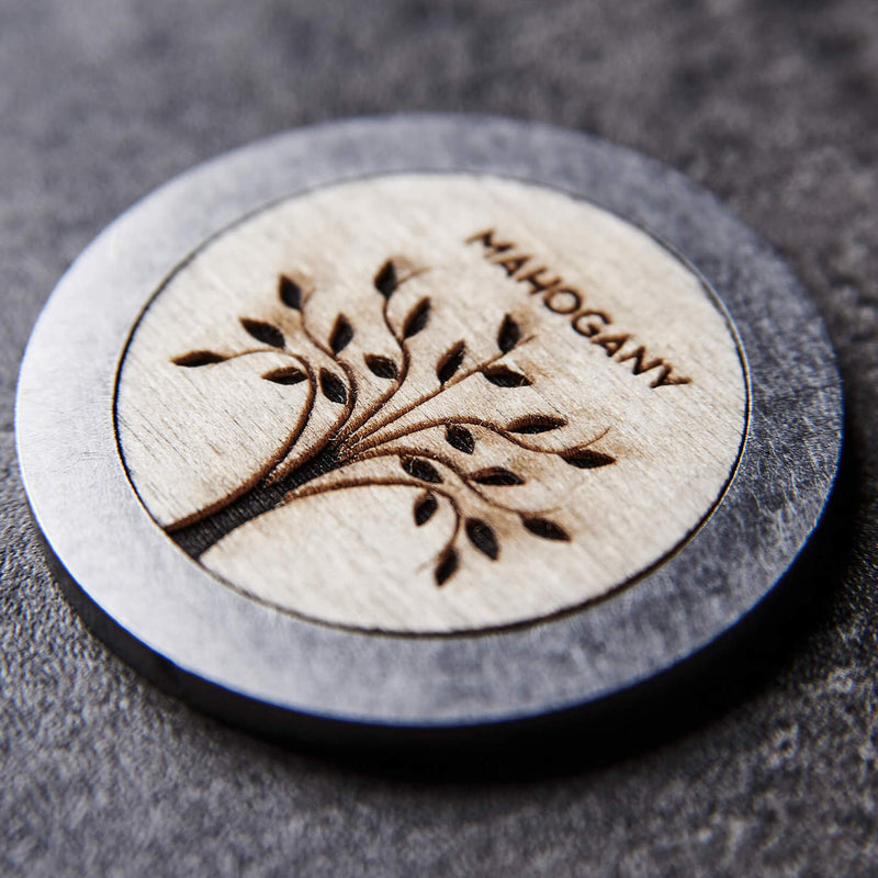 LIGNUM tree coin wood saver