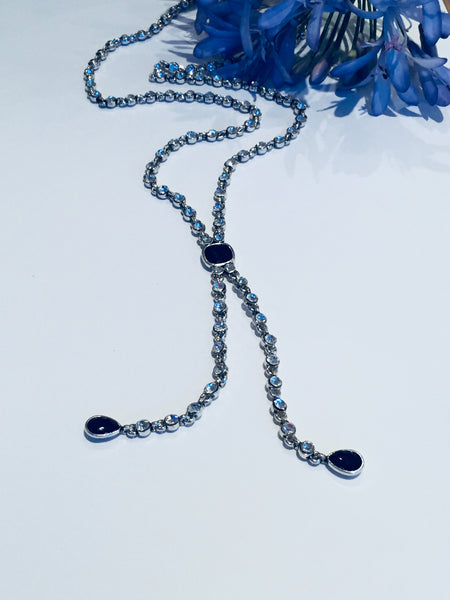 Sapphire Collection, Elegant Necklace