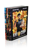 Axe Cop Complete Collection!