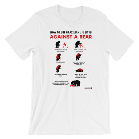 Brazilian Jiu-Jitsu VS. Bears T-Shirt