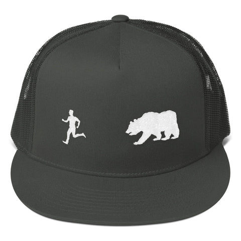Bears Want to Kill You Mesh Back Cap