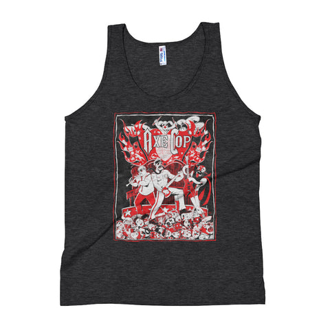Axe Cop Comeback Tour Women's Tank Top