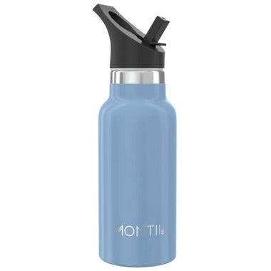 Montii Mini Insulated Bottle | Slate
