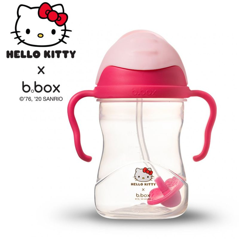Hello Kitty Sippy Cup - Pop Star