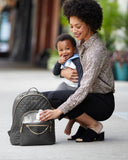 LINX™ Quilted Diaper Backpack