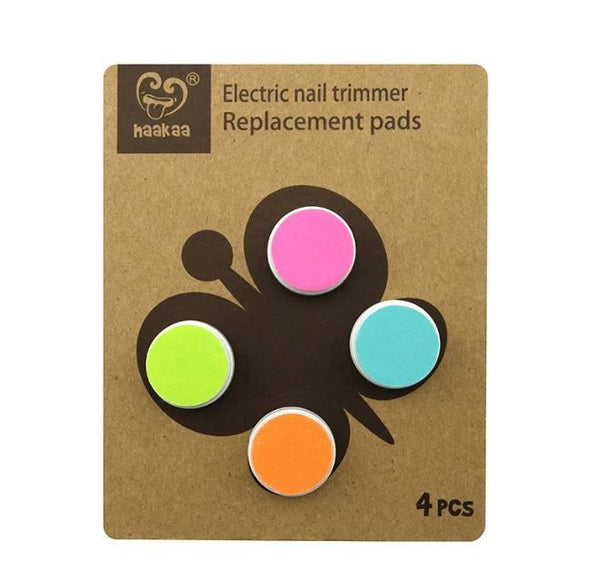 Electric Nail Trimmer Replacement Pads