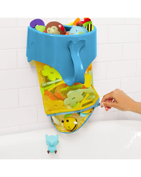 SKIP HOP | Moby Scoop & Splash Bath Toy Organizer