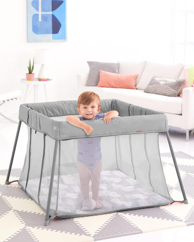 Play To Night Expanding Travel Crib
