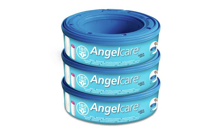Angelcare | Refill Cassettes | 3 Pack