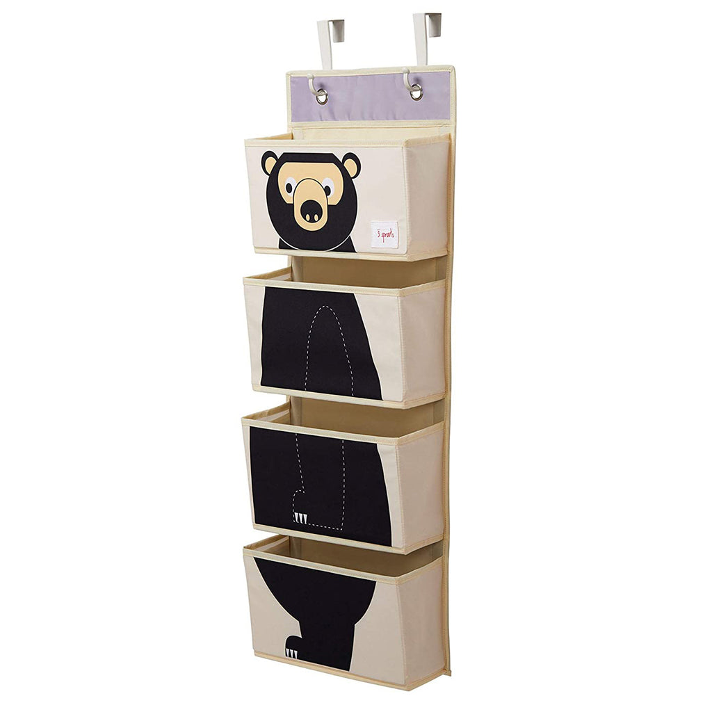 Hanging Wall Organizer - Bear