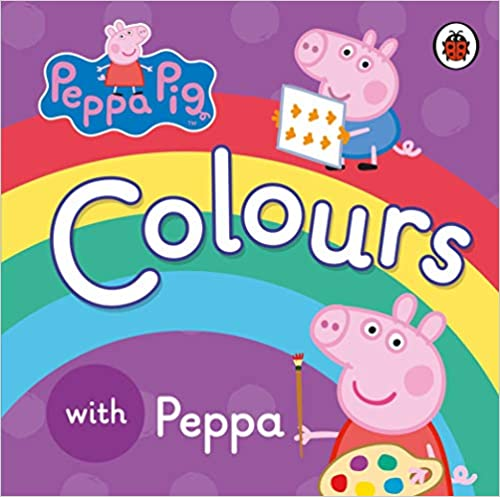 Color With Peppa