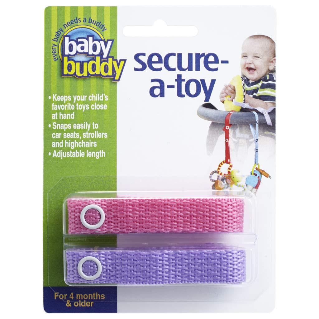 Secure A Toy - Pink