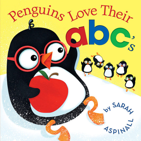 Penguins Love Their ABC