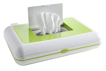 Travel Wipes Warmer - Green