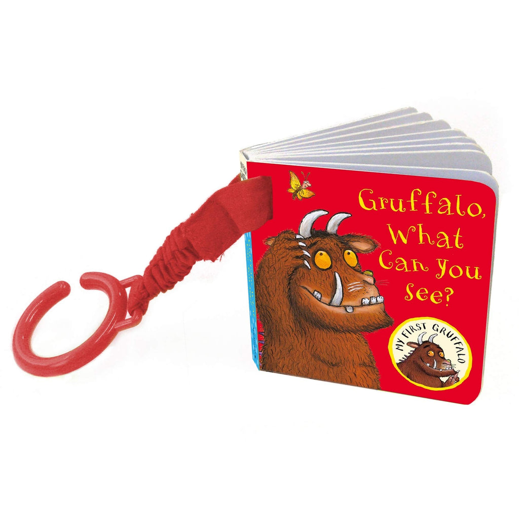 Gruffalo, What can you see? - Stroller Book
