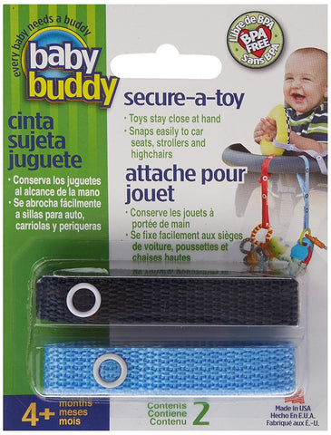 Secure A Toy - Blue