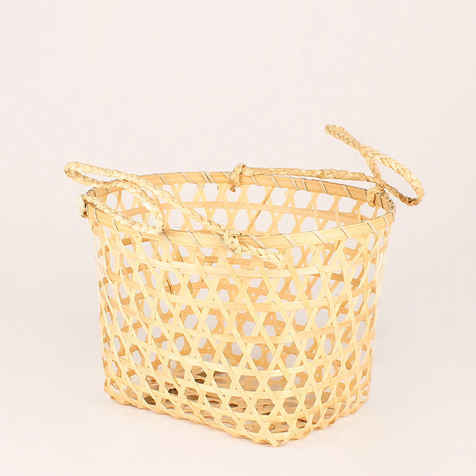 Bamboo Basket -  Small