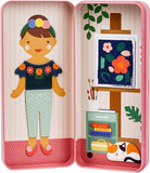 Petit Collage Shine Bright at The Studio Magnetic Dress Up & Play Set