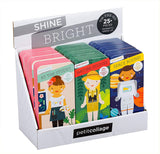Petit Collage Shine Bright Natures Study Magnetic Dress Up & Play Set