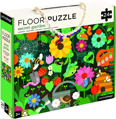 Secret Garden Site Floor Puzzle