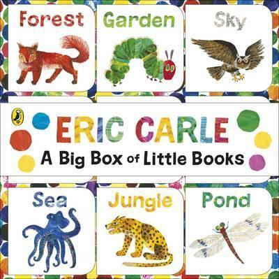 Eric Carle - A Big Box Of Little Things