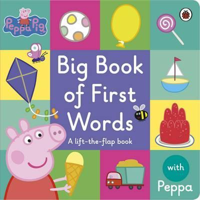 Peppa's First 100 Words (A Fun lift the flap book)