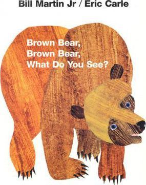 BROWN BEAR, BROWN BEAR, WHAT DO YOU SEE?(PAPER BACK)