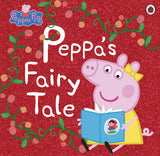 Peppa's Fairy Tale - (Glitter Cover)