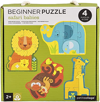 Safari babies Toddler Puzzle