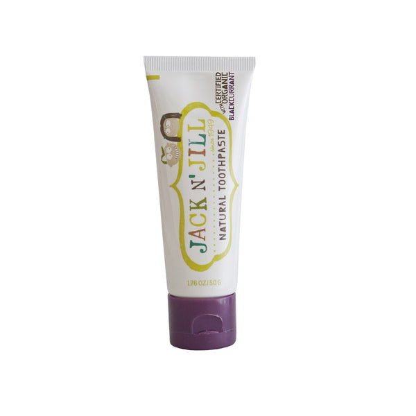 Flavored Natural Toothpaste.50mg - Blackcurrant
