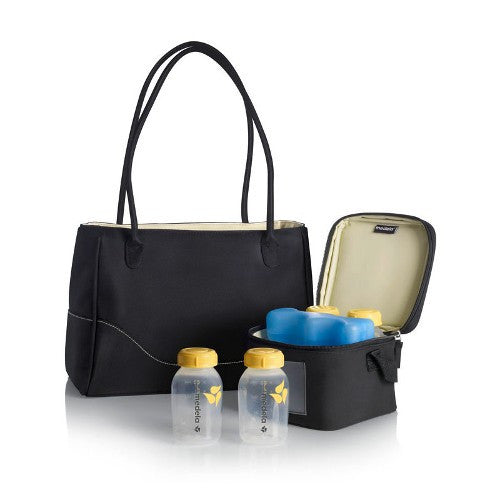 City Style Breast Pump Bag