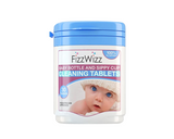 Baby Bottle & Sippy Cup All Natural  Cleaning Tablets - 30 Tablets