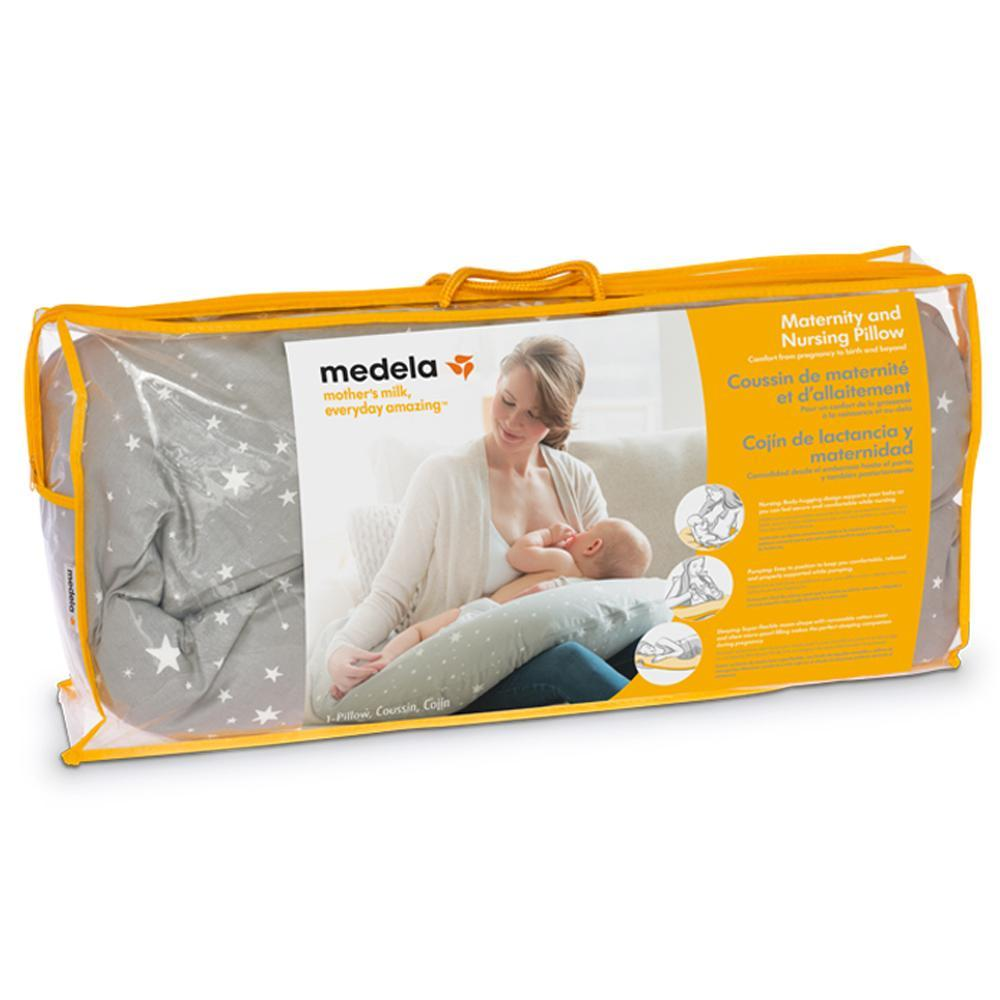 Maternity and nursing pillow