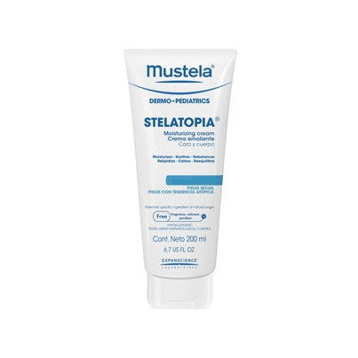 Mustela Stelatopia Moisturizing Cream (200ml)