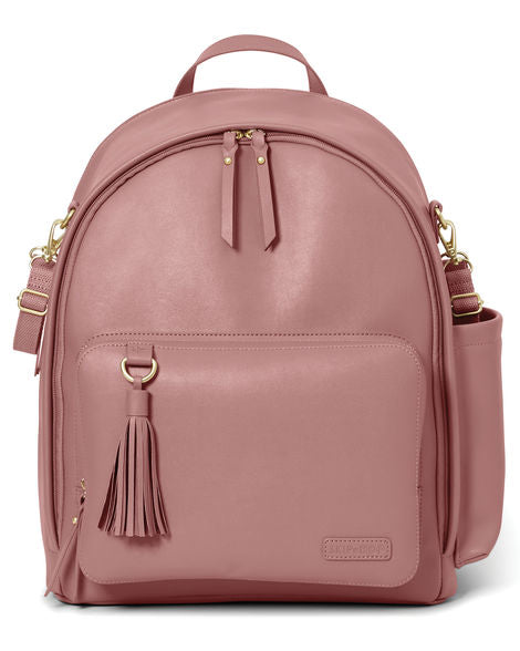 Greenwich Simply Chic Backpack - Dusty Pink