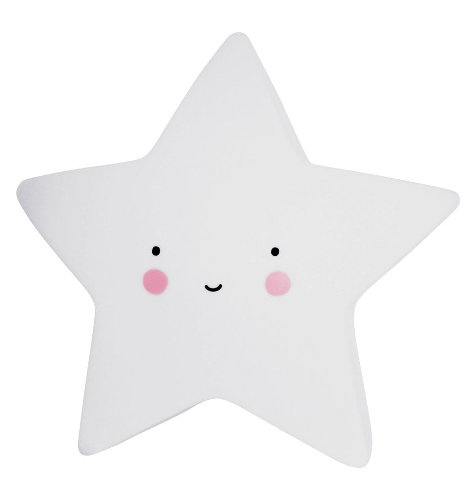 Mini star light: White